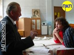 Во время репетиции Владимир Сиренко - Украина,Игорь Гордиенко - ПресКооп